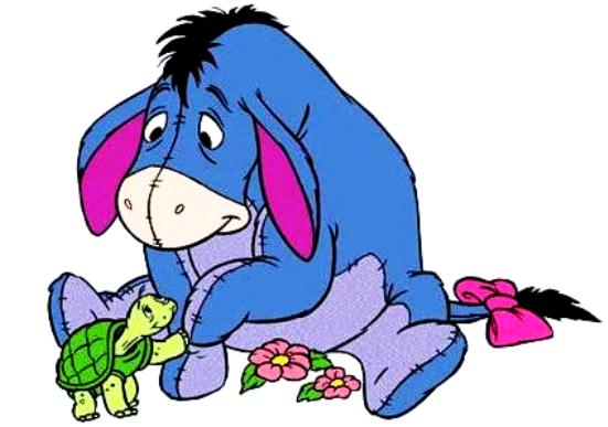 Eeyore (Cartoon Picture 2)