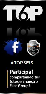 LLEGO EL TOP SEIS