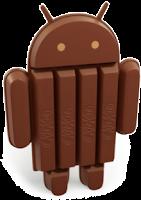 Android 4.4 Kitkat®