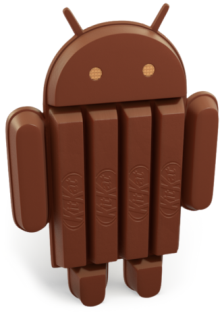 Android 4.4 Kitkat®