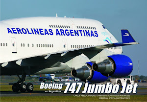 Serie Aerolneas N3  Boeing 747 Jumbo Jet