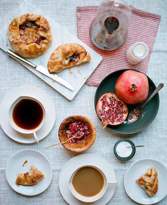 Autumn snack by Sonya Yu