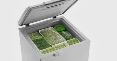 Wonderful Vivere Verde: Uso Del Congelatore A Pozzetto Per Organizzare I Pasti E  Risparmiare Tempo