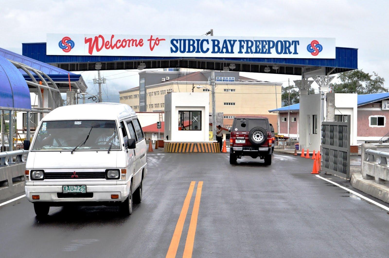 SBMA eyes 100-km Manila-Subic expressway, rail line | Headlines ...