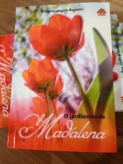 Lançamento do Livro O jardineiro de Madalena