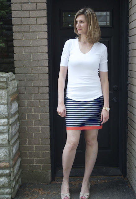Ann Taylor Skirt - Heat Wave is Over