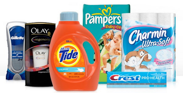 P&g brands coupons