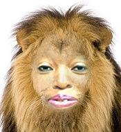 Roarger, My Inner Lion (c) E Joseph