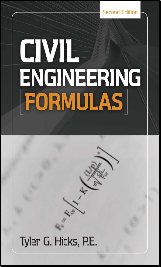 structural engineering formulas second edition pdf