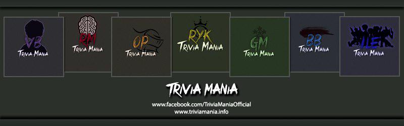Trivia Mania Banner