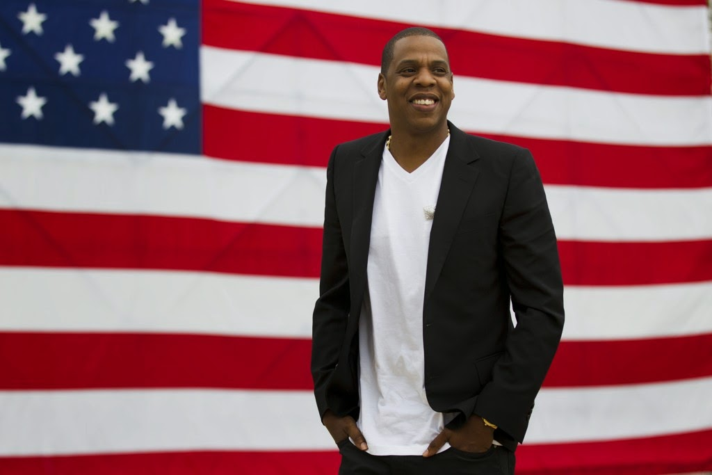 Jay Z is an American rapper, record producer, fashion designer