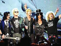 Guns N' Roses Di Jakarta