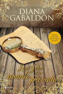 Lord John y un asunto privado de Diana Gabaldon