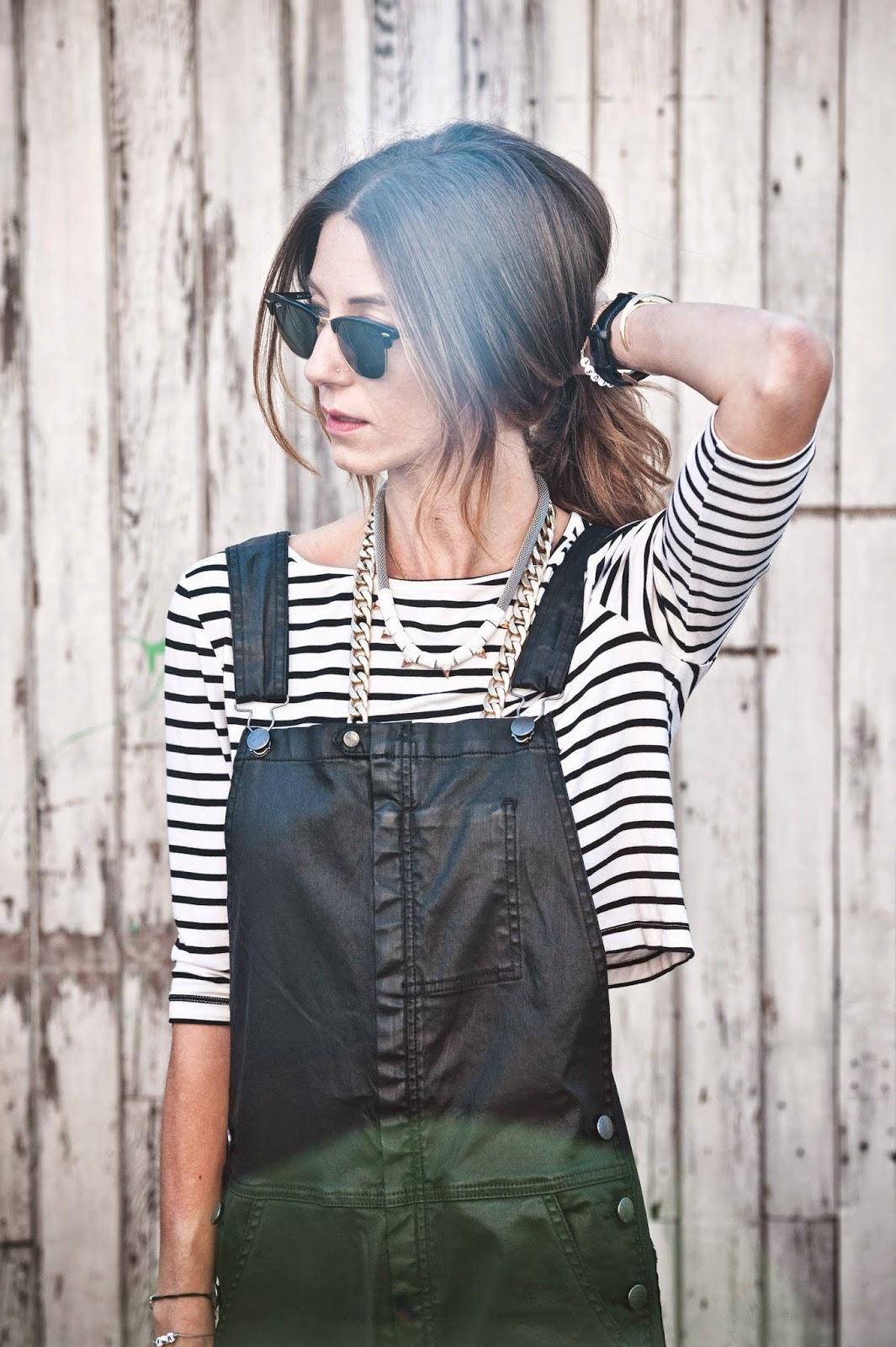 Overalls, Stripes, Tobruckave