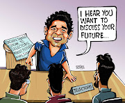 Cricket cartoons in 2012