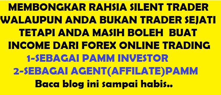 Rahsia forex trader
