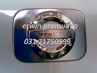 Toyota All New Avanza Tank Cover