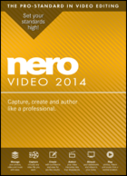 Download Nero Video 2014 15.0.03400 + Serial Baixar Programa 2014