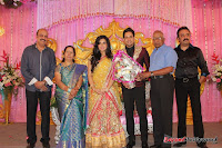 Celebraties at Actor Bharat n Jessy Wedding Reception Photos+%252880%2529 Actor Bharath n Jessy Wedding Photos