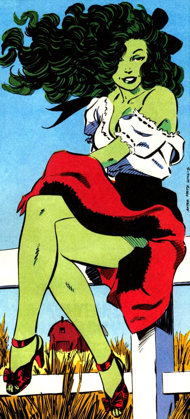 Hulk Fucks She Hulk Great it's the little things in comics: ~the sensational she-hulk: