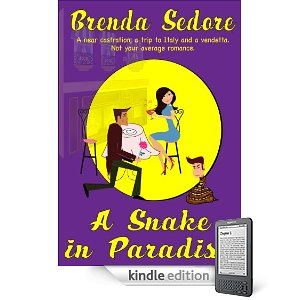 Kindle Nation Daily Free Book Alert, Thursday, February 24: Will today's latest additions to our 200+ Kindle Freebies leave you Ravenous for more? plus … A Snake in Paradise by Brenda Sedore (Today's Sponsor)