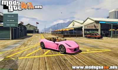 V - Mod Instant Customs para GTA V PC