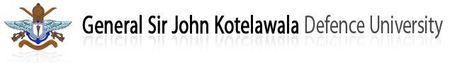 www kdu ac lk application