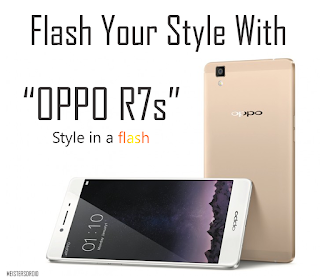 Oppo R7s - Meistersdroid