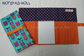 NEW : NOTEPAD ROLL