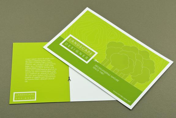 direct mail postcard design ideas