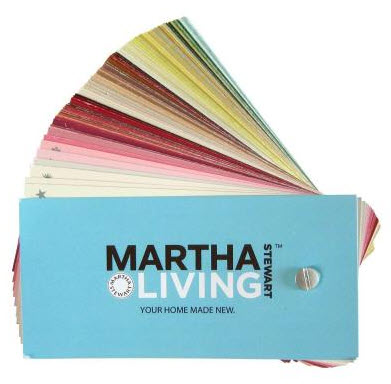 Martha Stewart Living Paint Line Expands