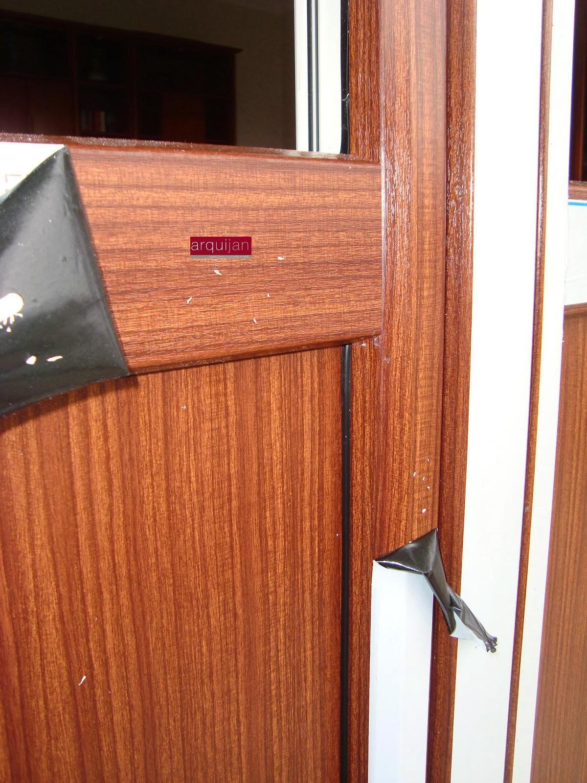 #A34B28 arquijan Janelas em PVC Portas em PVC Janelas Alumínio Portas  684 Janelas Pvc Vidros Duplos