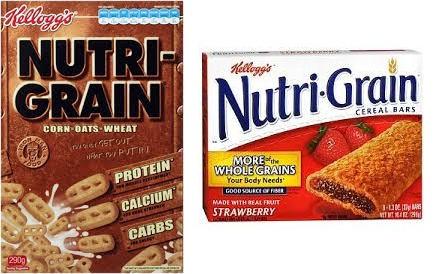 Nutri Grain Nutri Grain Cereal / Nutri