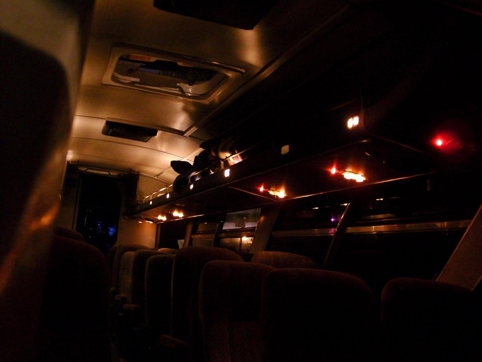 noche autobús