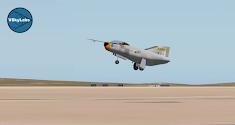 VSKYLABS Northrop M2-F2