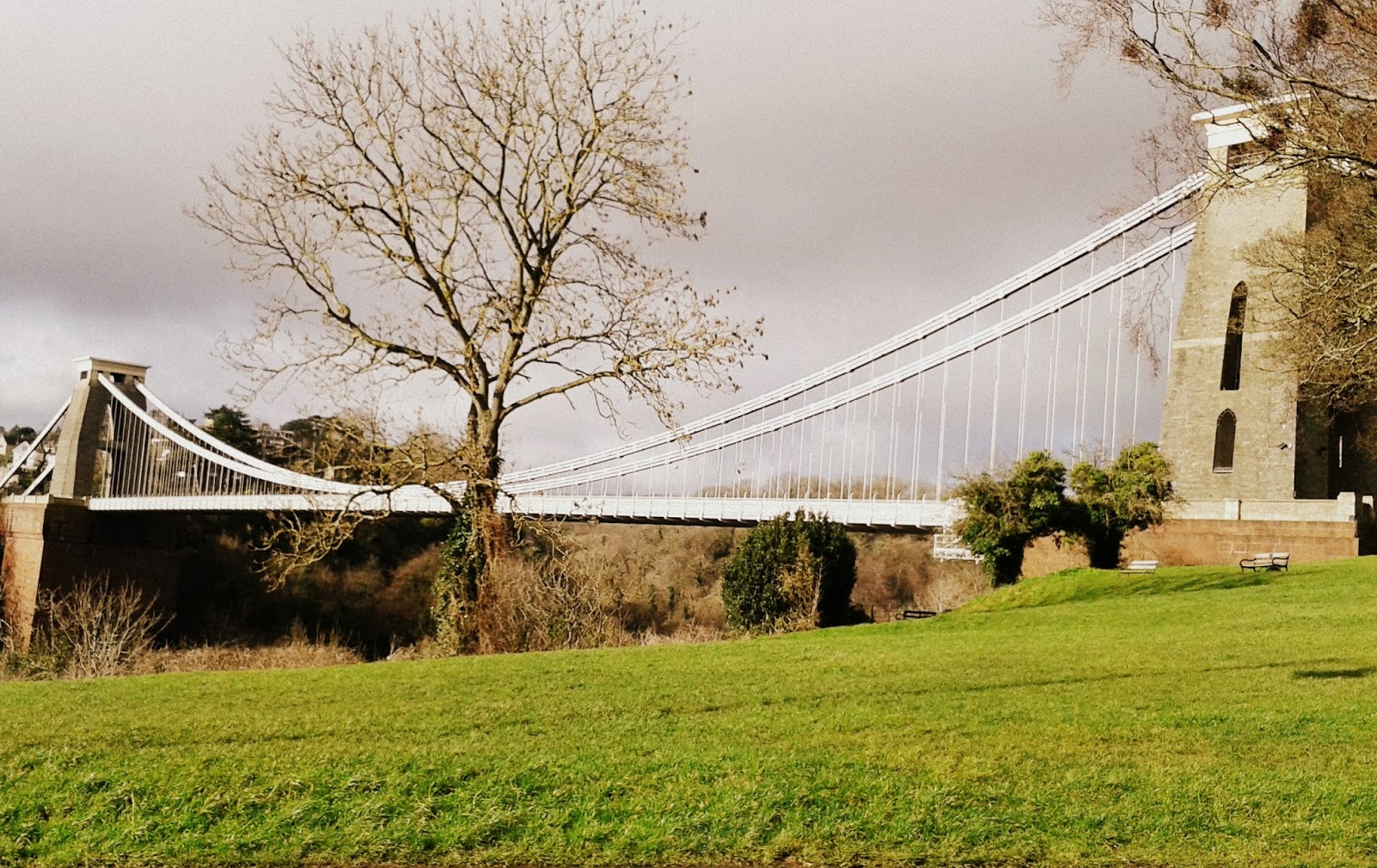 Clifton Suspension Bridge // 76sunflowers