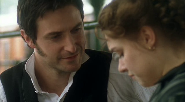 Mr. Thornton, Norte e Sul, North and South, Richard Armitage,
