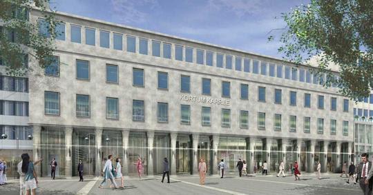 Häuserbau Bochum bauprojekte bochum kortum karree fertig