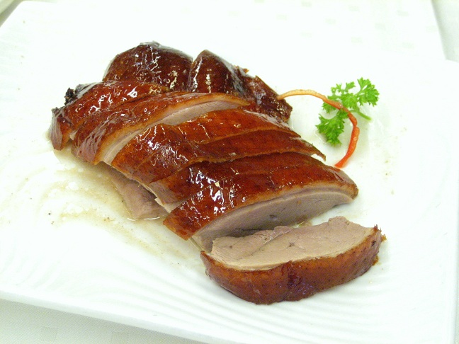 The hungry bunny imperial treasure super peking duck paragon for Paragon fish oil