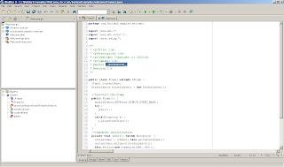 JBuilder Code Editor