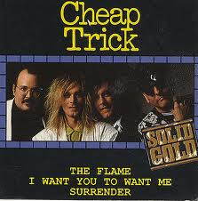 The Flame, Cheap Trick