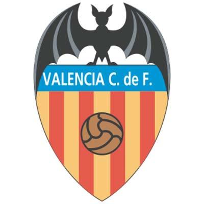 Valencia Logo Vector Klub Liga Spanyol CDR