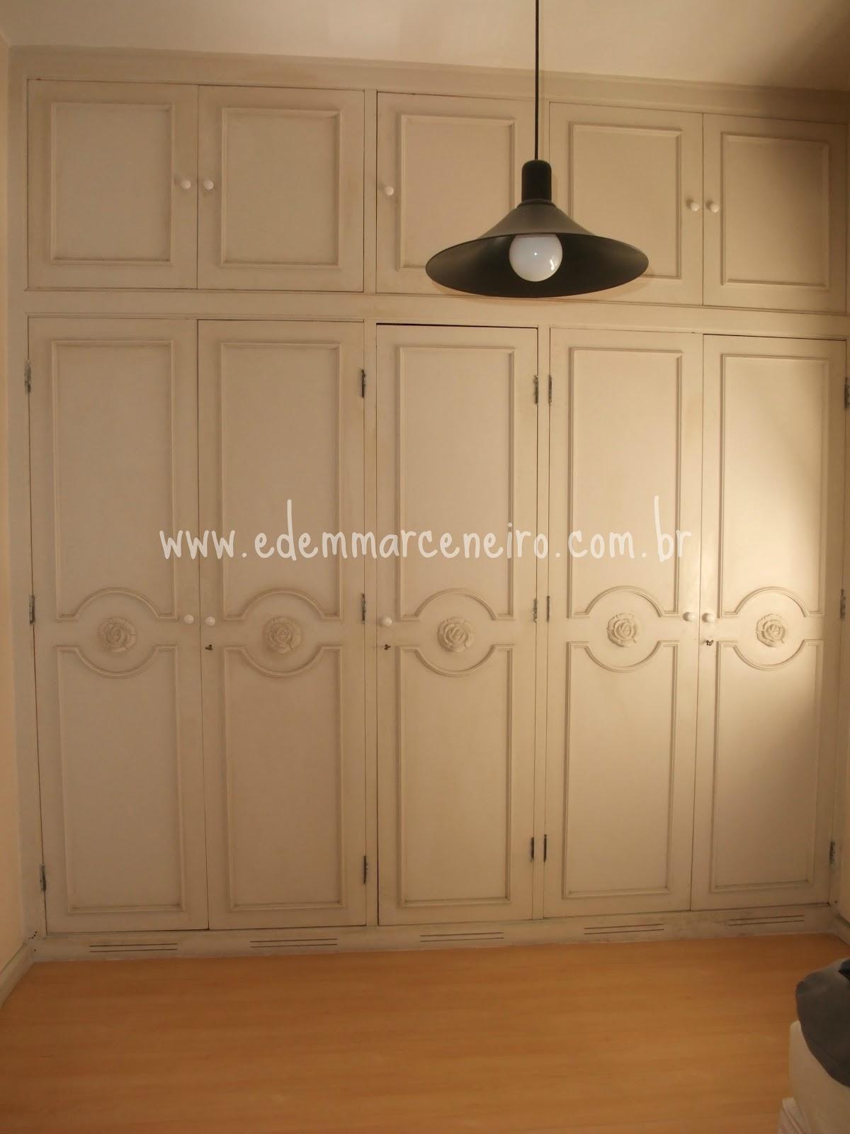 Portas de correr para modernizar armário Edem Marceneiro #A67125 1200x1600