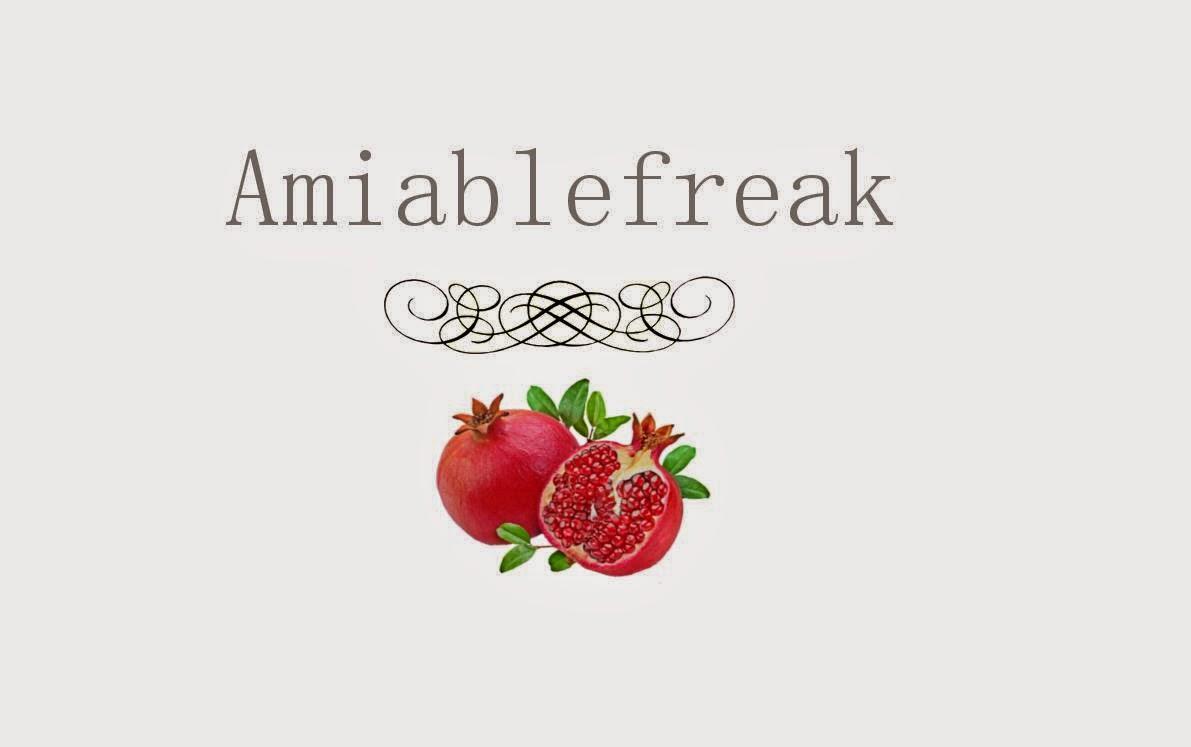 amiablefreak