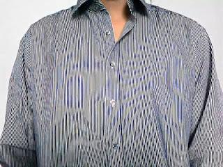 תופעת מויר בצילום חולצה עם פסים