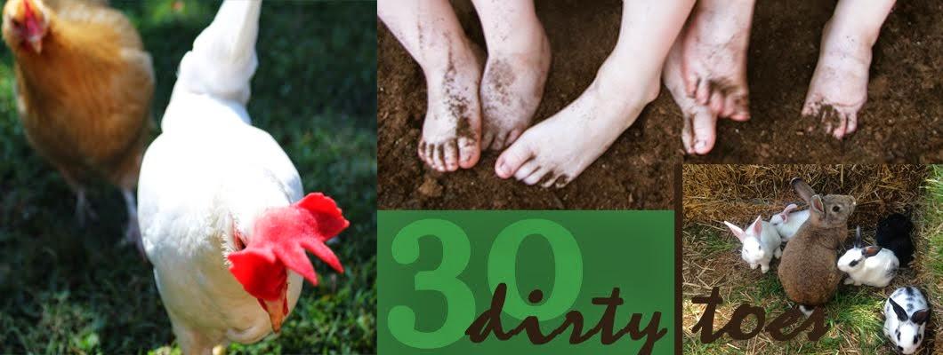 30dirtytoes