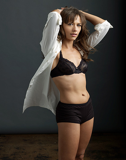 Rashida Jones - Lingerie Photos