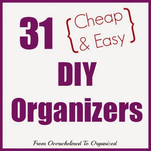 31 DIY Organizers