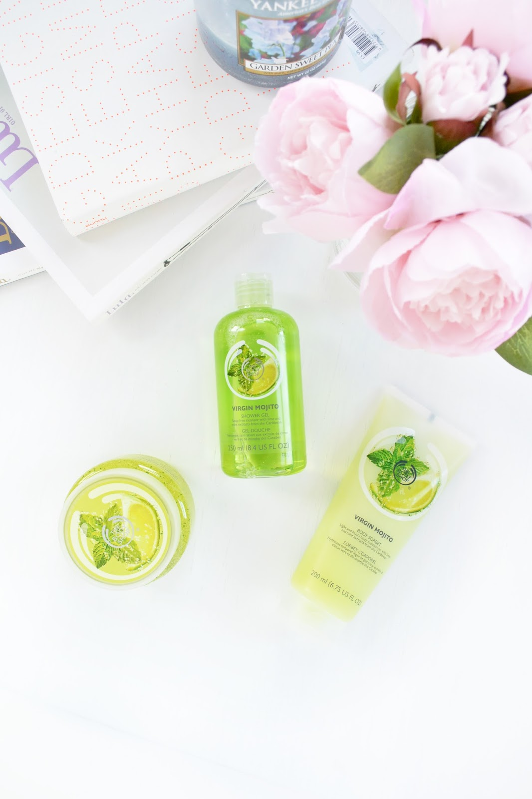Virgin Mojito From The Body Shop