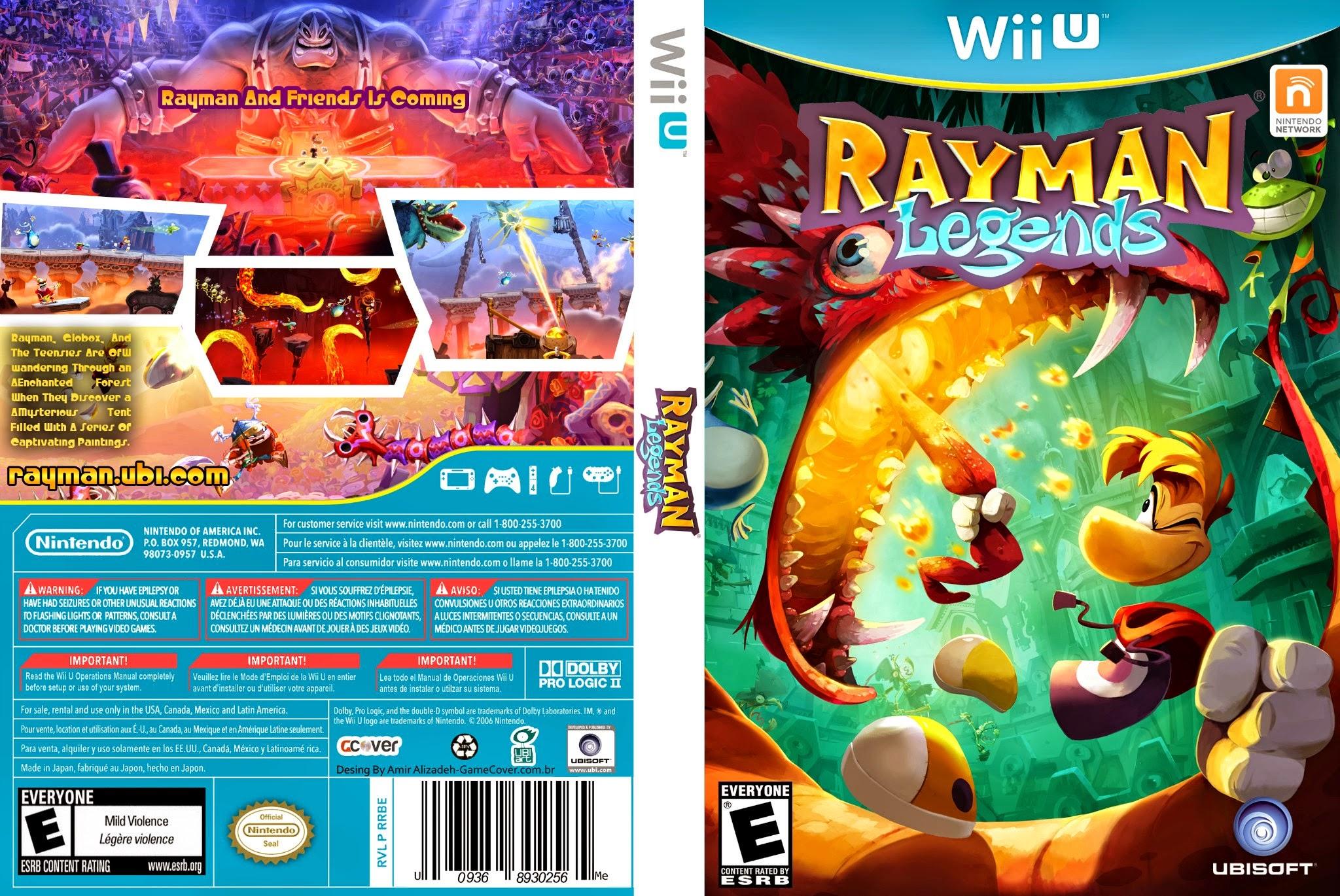 rayman legends wii u download